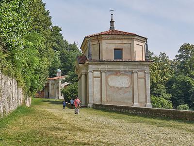 Sacro Monte di Varese - Seconda capella