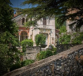 Sacro Monte di Varese - Casa Lodovico Pogliaghi