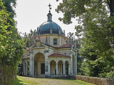 Sacro Monte di Varese - Quarta capella