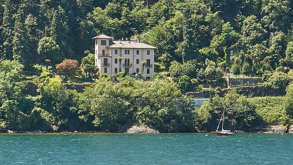 De Luino à Cannobio - Lago Maggiore