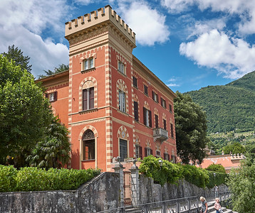 Greenway del Lago di Como - Lenno - Villa de Herra