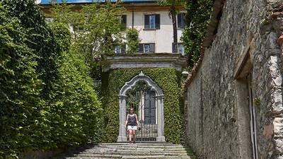 Greenway del Lago di Como - Villa Monastero