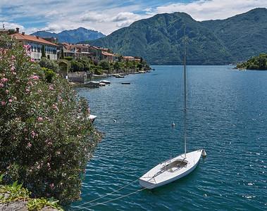 Greenway del Lago di Como - Ossuccio