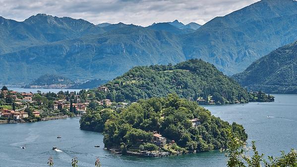 Greenway del Lago di Como - Isola Comacina et Ossuccio