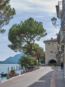 Lago di Lugano - Morcote - I portici (les arcades)