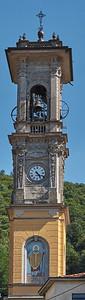 Lago di Lugano - Porto Ceresio - Chiesa Sant'Ambrogio