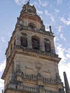 Cordoba - Mezquita - Torre del Alminar (Cordoue - Mosquée)