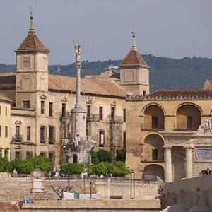 Cordoba - Plaza del Triunfo