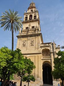 Cordoba - Mezquita - Torre del Alminar, Puerta del perdon