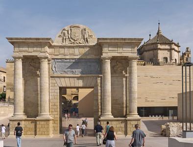Cordoba - Puerta del Puente