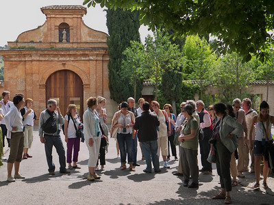 Granada - Alhambra - Calle Real