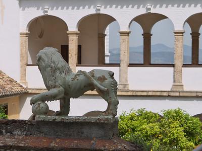 Granada - Palacio del Generalife