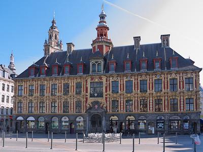 Lille - Place du Général de Gaulle, Vieille Bourse