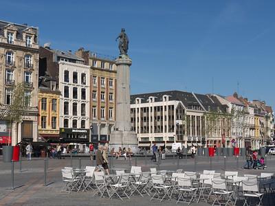 Lille - Place du Général de Gaulle