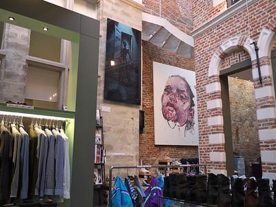 """Lille - Boutique """"Série Noire"""""""