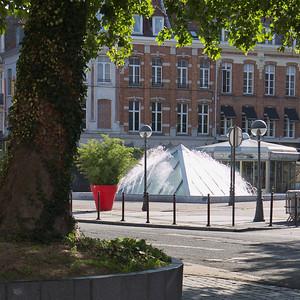 Lille - Place Rihour