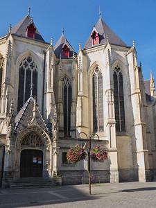 Lille - Eglise Saint-Maurice