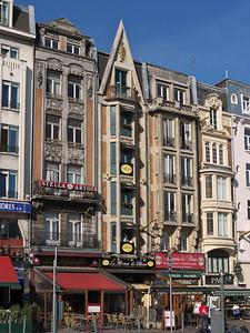 Lille - Place de la Gare