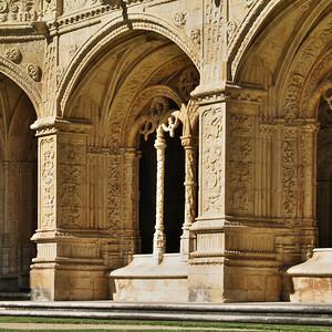 Belèm - Mosteiro dos Jerònimos