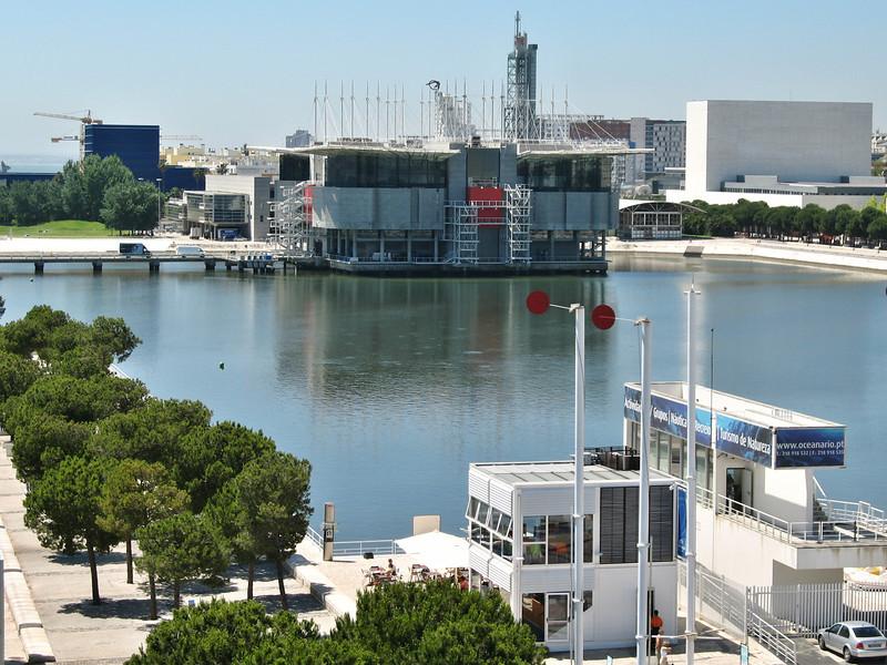 Lisbonne - Oriente - Aceanario