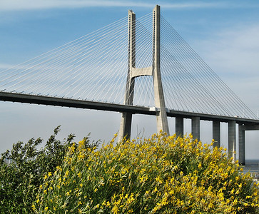 Lisbonne - Oriente - Ponte Vasco da Gama