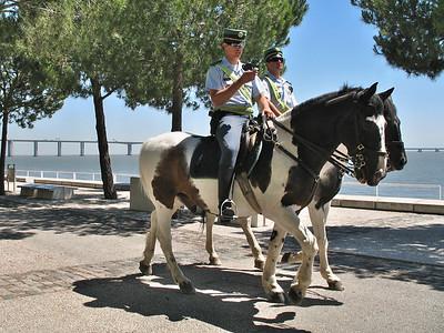 Lisbonne - Oriente - Jardim Garcia de Orta