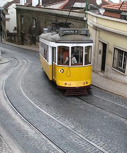 Lisbonne - Chiado - Rua Vitor Cordon
