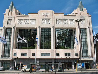 Teatro Eden - Praça Restauradores