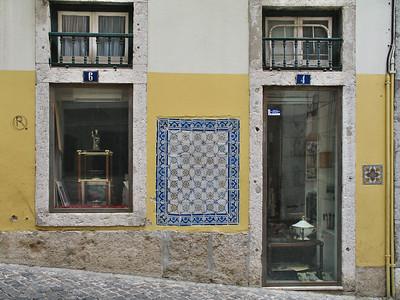 De Chiado vers Bairro Alto - Rua Luz Soriano