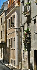 Lisbonne - Rua Farinhas