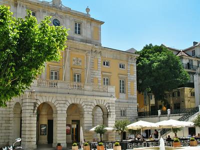 Lisbonne - Teatro Nacional de Sao Carlos
