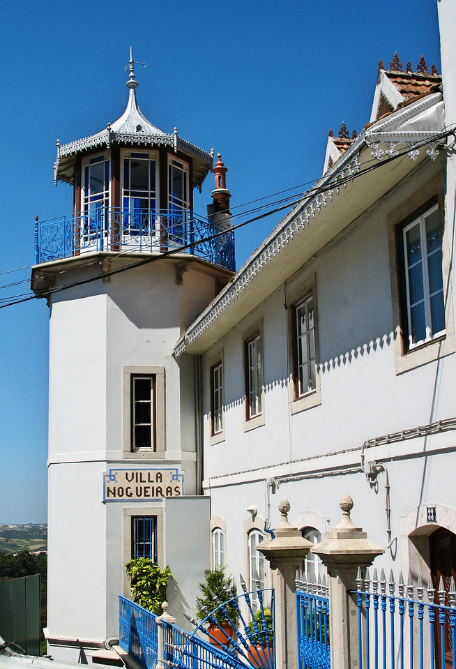 Sintra - Rua Marechal Saldanha