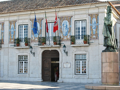 Cascais - Hotel de Ville - Passeio Dom Luis I