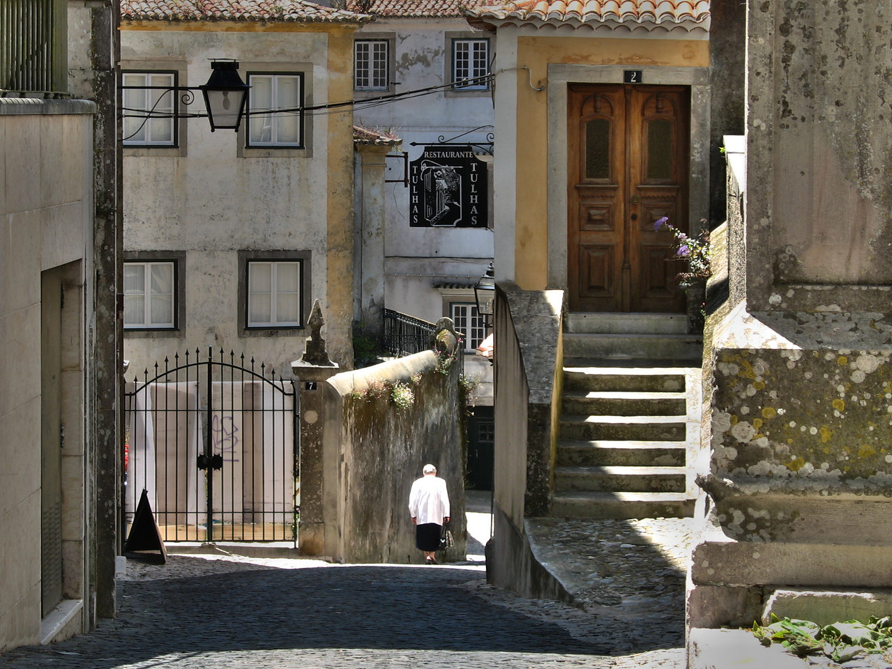 Sintra - Rua Gil Vicente