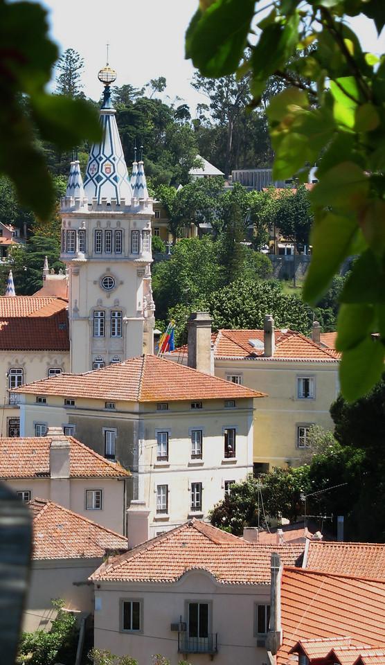 Sintra - Tour de l'Hotel de Ville