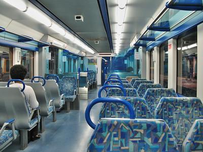 Cascais - En train vers Lisboa