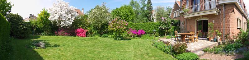 Notre jardin, un printemps lent à venir cette année ! 19 mai 2013
