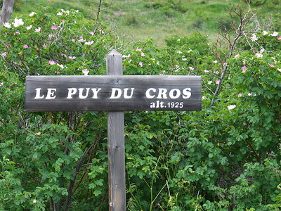 Randonnée à Monêtier-Les-Bains