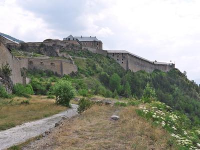 Briançon - Fort des Trois Têtes