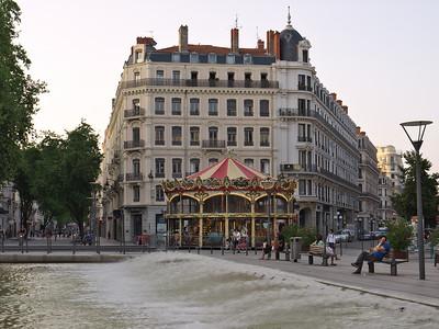 Passage de L'argue / rue de la République