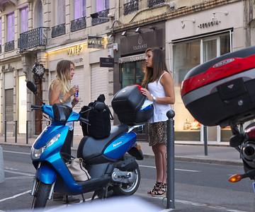 Place Bellecour / rue Herriot