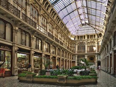 Via Battisti - Galleria Subalpina