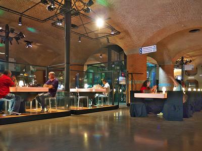Mole Antonelliana - Brasserie du Musée du cinéma