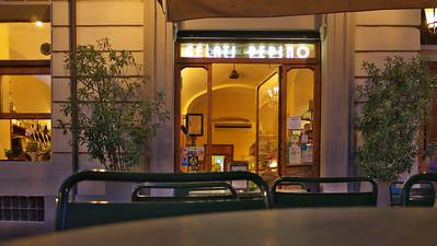 Dernière étape: Gelateria Pepino, Piazza Carignano