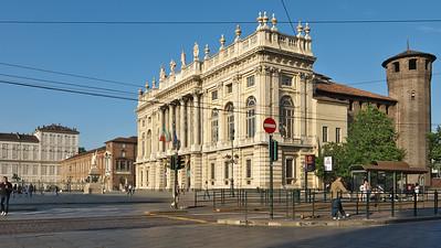 Piazza Castello - Palazza Madama
