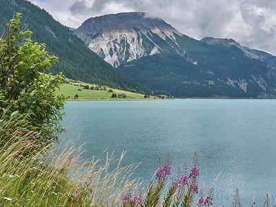 Lago di Résia (Reschensee)