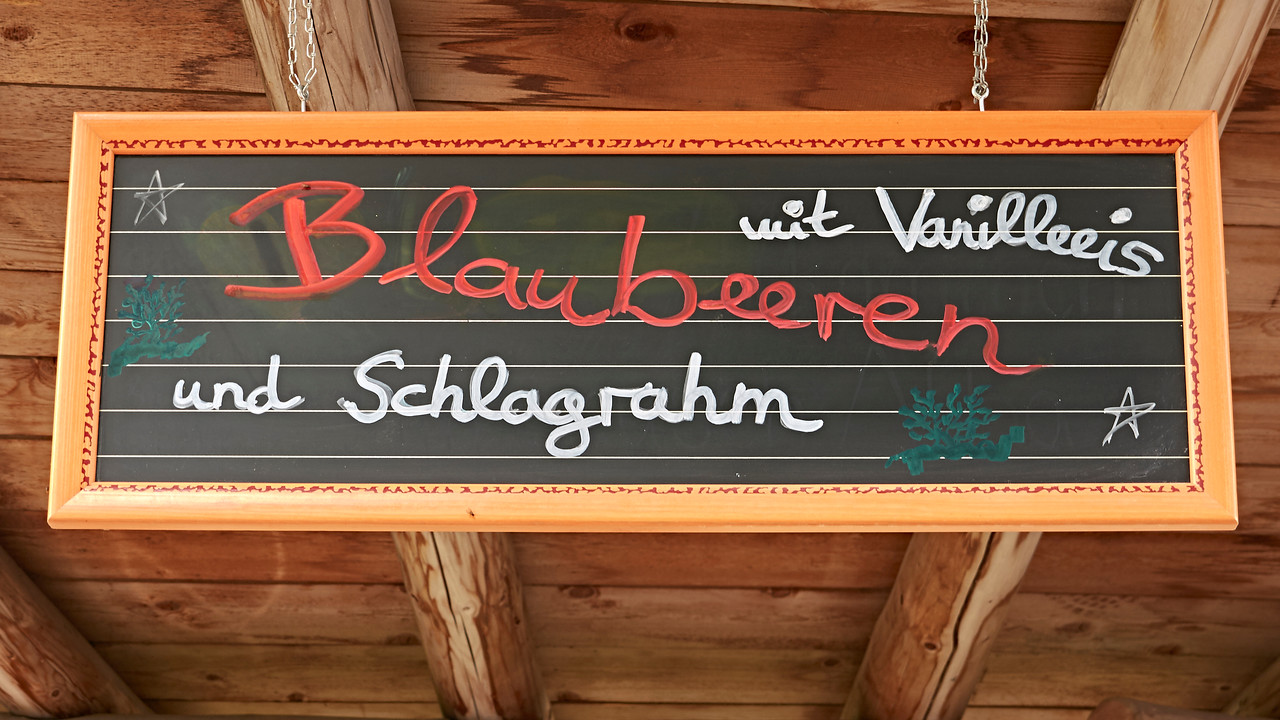 Courte randonnée au départ de Val S-charl - Arrêt à l'Alpengasthof Crusch Alba