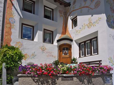 Scuol - Engadine - Suisse
