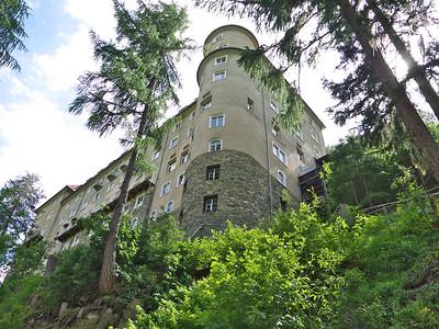 Val Sinestra: Hotel Berghaus - Engadine - Suisse