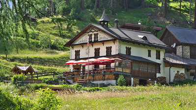 Zuort - Engadine - Suisse